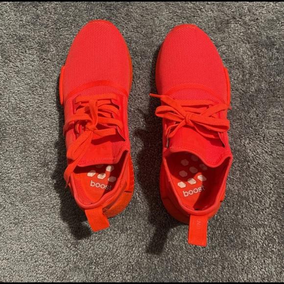 NMD R1 Solar Red Adidas